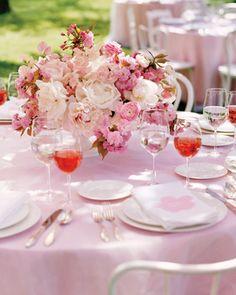 Pink Weddings: ZsaZsa Bellagio