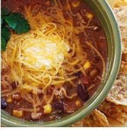 Turkey-chili-taco-soup