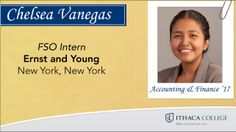 Congrats! Ernst & Young - Wow!