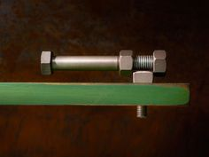 Bolt + Nuts = Wrench by popularmechanics, 1910: Great emergency wrench! #Hack #popularmechanics #Wrench