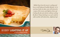 Bobby's Lighter Gooey Butter Cake