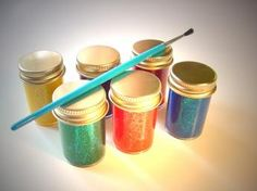 Different recipes for kid-friendly paints