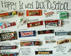 I love this idea! What a fun way to encourage a kid in a language they understand- CANDY! :)