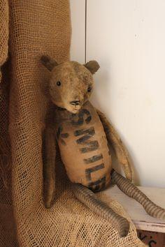 burlap, toy, teddi bear, gift ideas, teddy bears, farmhouse, doll doll, outdoor benches, friend