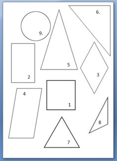 Ecole G Om Trie On Pinterest Math Atelier And Geometry