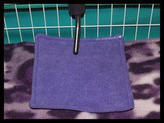 fleece and pul Water bottle Waterproof  Mat for drips