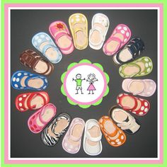 Squeaky Shoes-Adorable, Affordable, and Fun!!