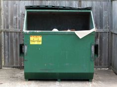 Do's and Don'ts of Dumpster Diving - Renter Resources