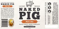 Back Forty Beer Co. Naked Pig Pale Ale