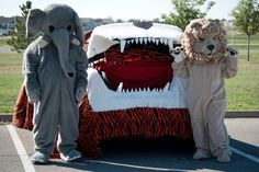 trunk or treat decorating ideas | Trunk or Treat | trunk R treat ideas