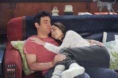 Ted & Tracy (How I Met Your Mother)