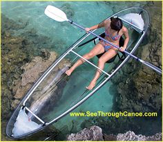 Transparent Canoe-want!!