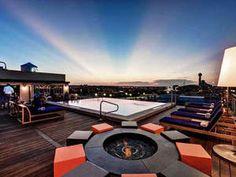 Discover Dallas with us! dip, dalla foodi, hot spot, dallas, side hotel, patio, discov dalla, dalla spot, hotels