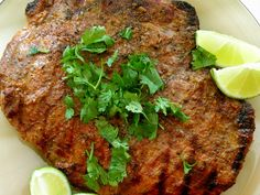 MF Chili Lime Steak by TiffanyWBWG, via Flickr