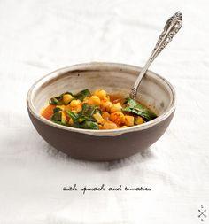 chickpea & saffron stew | Love and Lemons
