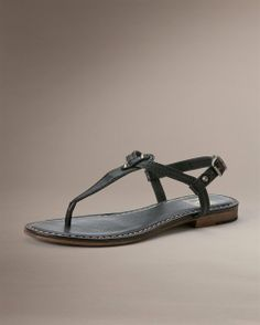 Carson T / Frye // summer sandals $138
