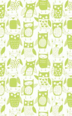 Owls wallpaper   Loboloup
