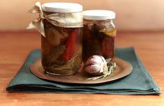 Comidinha-presente: conserva de pimenta