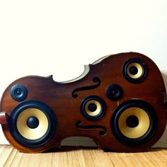 Cello Boom Box