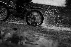 the rainy fun white photo, raini fun