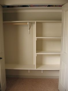 Gotta figure out how to diy this ish. My closet is in need of some better organization.