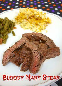 Bloody Mary Steak | Plain Chicken