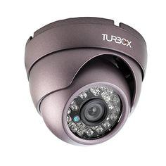 Turbo-X Surveillance Camera TX-142IL.  Οι Turbo-X κάμερες με φακό τεχνολογίας CCD είναι η πρώτη επιλογή για την λεπτομερή απεικόνιση και τη λειτουργία νυχτερινής λήψης, για την παρακολούθηση τόσο κατά τη διάρκεια της ημέρας όσο και της νύχτας.
