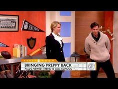Prep in the news: Preppy Fall Fashion Is In fall fashion