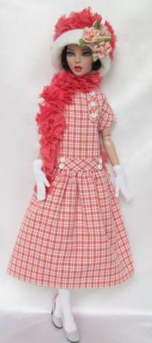 "Emma Jean's Saturday Stroll 1920s for 16"" Tonner Deja Vu Made by Ssdesigns | eBay ends 5/8/14 BIN $72.99"