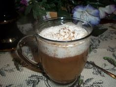 Caramel Apple Spice (Copy cat version of Starbucks) A great crock pot drink on a fall day!