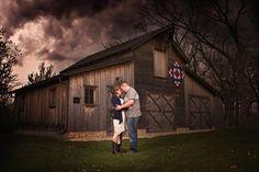 Romantic, engagement, Lisa Karr Photography, Beloit Wisconsin, Find on Facebook