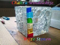 Mosaic chakra light