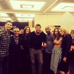OTH cast in Paris 10/18/2014
