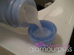 DIY Lavender Vanilla Laundry Detergent