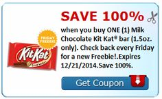 Friday Freebie: 1 FR