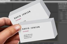 Check out 3d Business Card by https://twitter.com/Itembridge on Creative Market