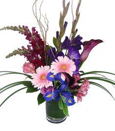 Purple Rain by @Cactus Flower, $64.99