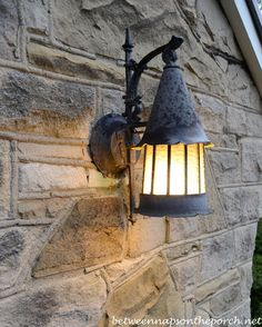 Lanterns/Lighting on Pinterest