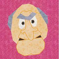 Fandom In Stitches: Muppet Monday : Statler and Waldorf