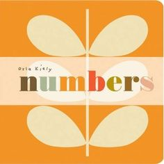 Numbers (Orla Kiely Board Books)