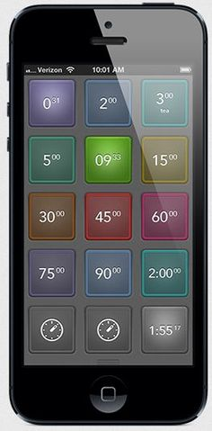 The Timer App for iOS