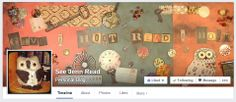 I've set up a FB page for my blog  all things book related! :) @ SeeJennRead