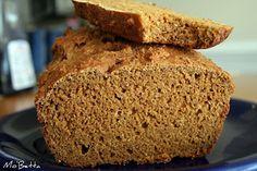 Mo' Betta: Whole Wheat Molasses Bread