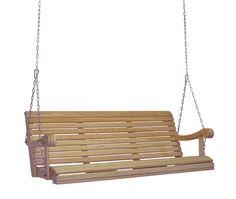 Hershy Way Grandpa Series Cypress 5 Foot Swing