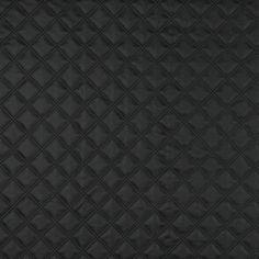 Upholstery Fabric K8461 Jet Vinyl, Decorative black vinyl