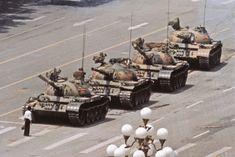 Forgotten Negatives From the 'Tank Man' Photographer - WSJ.com