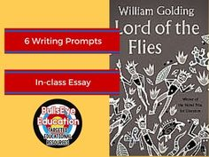 lord of the flies ap essay prompts