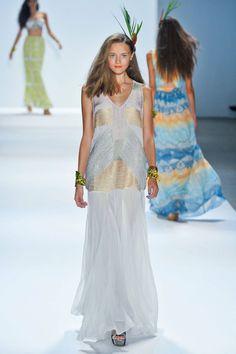 Mara Hoffman Spring 2013 RTW Collection - Fashion on TheCut