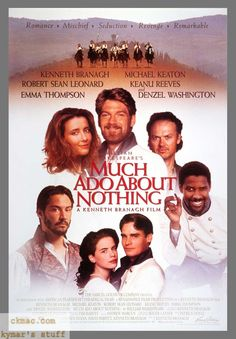 Much Ado About Nothing (Kenneth Branagh)