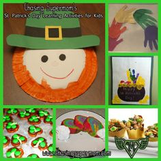 St. Patrick's Day Learning Activities